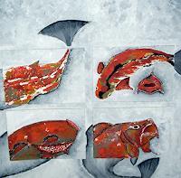Imke-Kreiser-Animals-Water-Contemporary-Art-Contemporary-Art