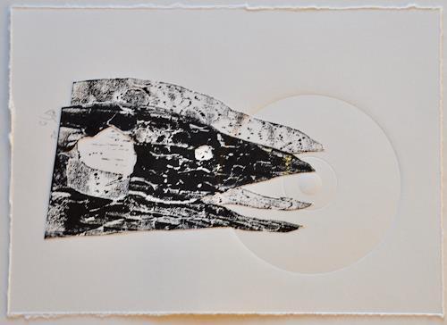 Imke Kreiser, N/T, Animals: Water, Burlesque, Contemporary Art