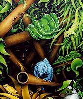 G.J.B-Fantasy-Nature-Wood-Modern-Age-Symbolism