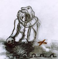 G.J.B-Fantasy-Death-Illness-Modern-Age-Symbolism