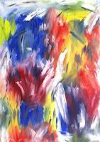 Hanni-Smigaj-Abstract-art-Plants-Flowers-Modern-Age-Abstract-Art