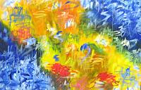 Hanni-Smigaj-Landscapes-Summer-Nature-Miscellaneous-Modern-Age-Expressionism-Abstract-Expressionism