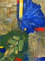 Hanni-Smigaj-Plants-Flowers-Abstract-art-Modern-Age-Abstract-Art