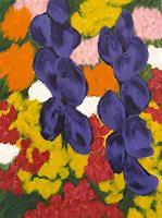 Hanni-Smigaj-Nature-Miscellaneous-Plants-Flowers-Modern-Age-Abstract-Art