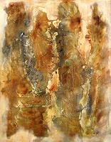 Hanni-Smigaj-Abstract-art-People-Couples-Modern-Age-Abstract-Art-Non-Objectivism--Informel-