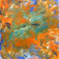 Hanni-Smigaj-Abstract-art-Mythology-Modern-Age-Expressionism-Abstract-Expressionism