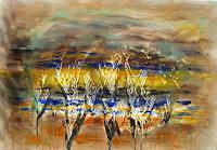 Hanni-Smigaj-Abstract-art-Nature-Rock-Modern-Age-Abstract-Art-Non-Objectivism--Informel-