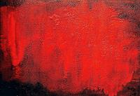 Hanni-Smigaj-Abstract-art-Nature-Fire-Modern-Age-Abstract-Art-Colour-Field-Painting