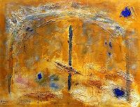 Hanni-Smigaj-Abstract-art-Mythology-Modern-Age-Abstract-Art-Non-Objectivism--Informel-
