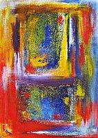 Hanni-Smigaj-Abstract-art-Abstract-art-Modern-Age-Expressionism-Abstract-Expressionism
