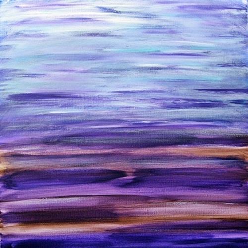 Hanni Smigaj, O/Titel, Landscapes, Nature, Abstract Art