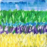 Hanni-Smigaj-Landscapes-Landscapes-Summer-Modern-Age-Abstract-Art