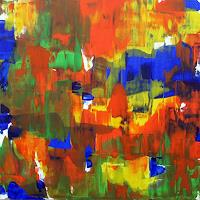Hanni-Smigaj-Abstract-art-Abstract-art-Modern-Age-Abstract-Art-Non-Objectivism--Informel-