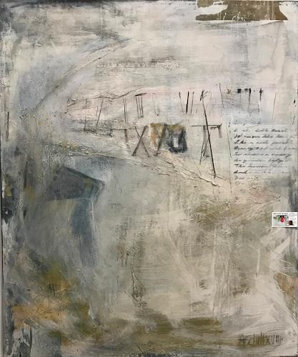 art ilse schill, somnium, Abstract art, Fantasy, Contemporary Art