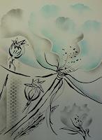 brigitte-spoehr-Plants-Flowers-Fantasy-Contemporary-Art-Contemporary-Art