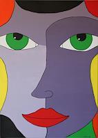 Michaela-Zottler-People-Faces-Modern-Age-Pop-Art