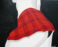 Michaela-Zottler-Miscellaneous-Erotic-motifs-People-Women-Modern-Age-Pop-Art
