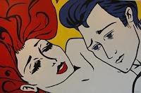 Michaela-Zottler-People-Couples-People-Faces-Modern-Age-Pop-Art