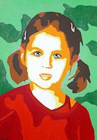 Michaela-Zottler-People-Children-People-Portraits-Modern-Age-Pop-Art