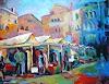 m. sedlar, market in venice