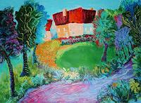 miro-sedlar-Landscapes-Summer
