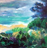 miro-sedlar-Landscapes-Beaches-Modern-Age-Abstract-Art