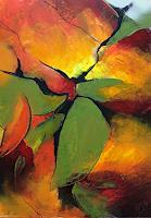 miro-sedlar-Plants-Flowers-Modern-Age-Abstract-Art