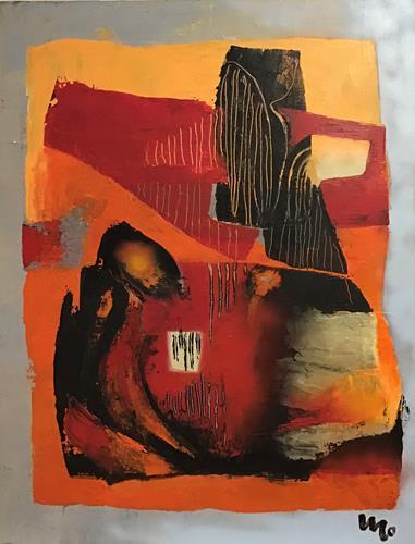 miro sedlar, Devil's garden, Abstract art, Abstract Art, Abstract Expressionism