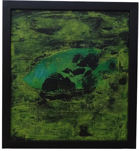 RenatA PantherA, FestTagsFisch, Animals: Water, Abstract Expressionism