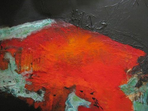 bärbel ricklefs-bahr, ohne Titel, Abstract art, Abstract Art