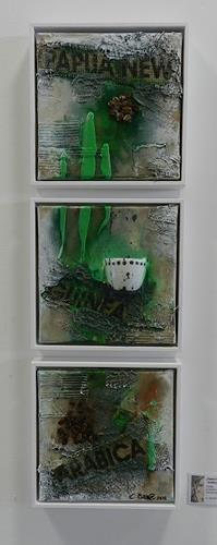 Cécile Banz, Papua New Guinea Arabica, Abstract art, Miscellaneous