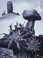 Roland-Spohn-Nature-Rock-Plants-Flowers-Contemporary-Art-Post-Surrealism