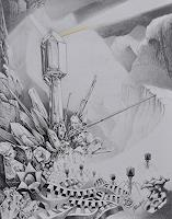 Roland-Spohn-Nature-Rock-Nature-Miscellaneous-Contemporary-Art-Post-Surrealism