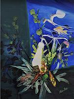 Roland-Spohn-Fairy-tales-Miscellaneous-Animals-Contemporary-Art-Post-Surrealism