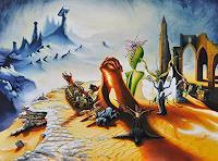 Roland-Spohn-Religion-Animals-Land-Contemporary-Art-Post-Surrealism