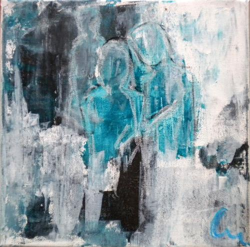 Claudia Neusch, o. Titel, Abstract art, Miscellaneous People, Contemporary Art