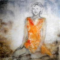 Claudia-Neusch-People-Abstract-art-Modern-Age-Modern-Age