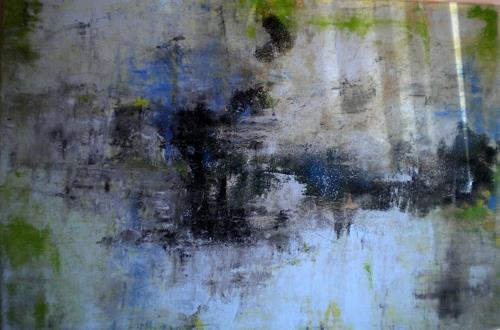 Claudia Neusch, N/T, Abstract art, Abstract Art