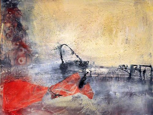 Justyna Gadek, N/T, Abstract art, Miscellaneous, Contemporary Art