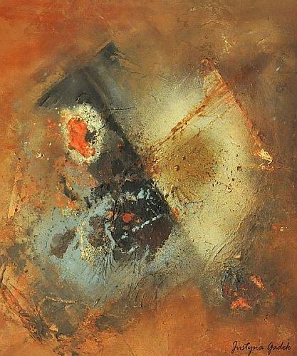 Justyna Gadek, N/T, Miscellaneous, Abstract art, Contemporary Art
