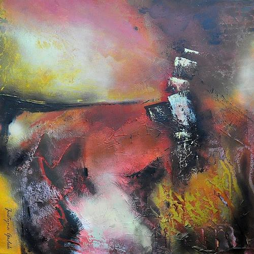 Justyna Gadek, N/T, Abstract art, Miscellaneous, Contemporary Art, Abstract Expressionism