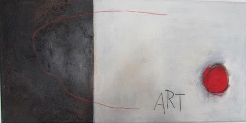 Rose Lamparter, Art, Abstract art, Contemporary Art