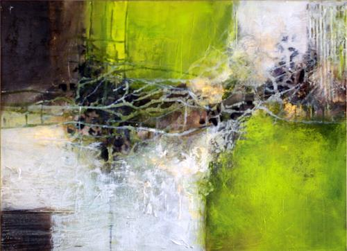 Rose Lamparter, 0.T., Abstract art, Contemporary Art