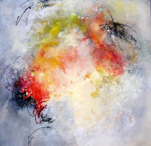 Rose Lamparter, o.T., Abstract art, Contemporary Art, Expressionism