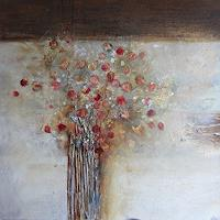 Rose-Lamparter-Plants-Flowers-Contemporary-Art-Contemporary-Art