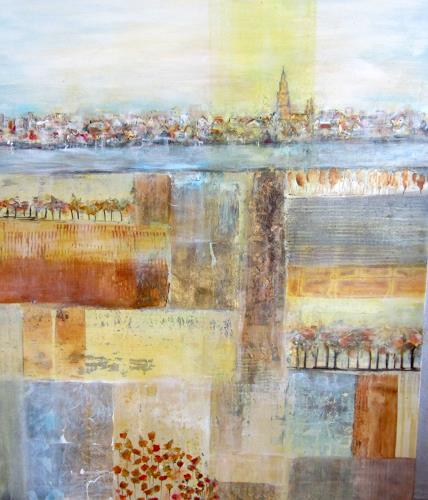 Rose Lamparter, Ulm an der Donau, Abstract art, Contemporary Art, Expressionism