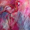 Rose Lamparter, Flamingo