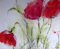 Rose Lamparter, Mohn