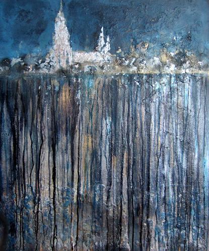 Rose Lamparter, Münster Ulm, Landscapes, Abstract Art