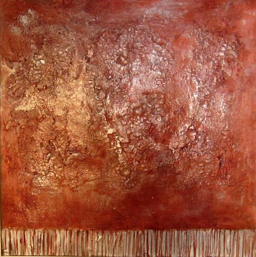 Rose Lamparter, ohne Titel, Abstract art, Abstract Art